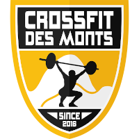 Logo CrossFit Des Monts